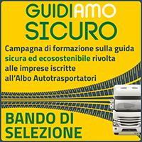 Bando di selezione per la campagna di formazione guida sicura ed ecosostenibile per le imprese iscritte all'Albo - Proroga termine