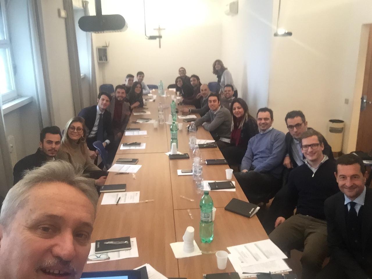 Gruppo Giovani Imprenditori di ANITA: concluso il Progetto WOW