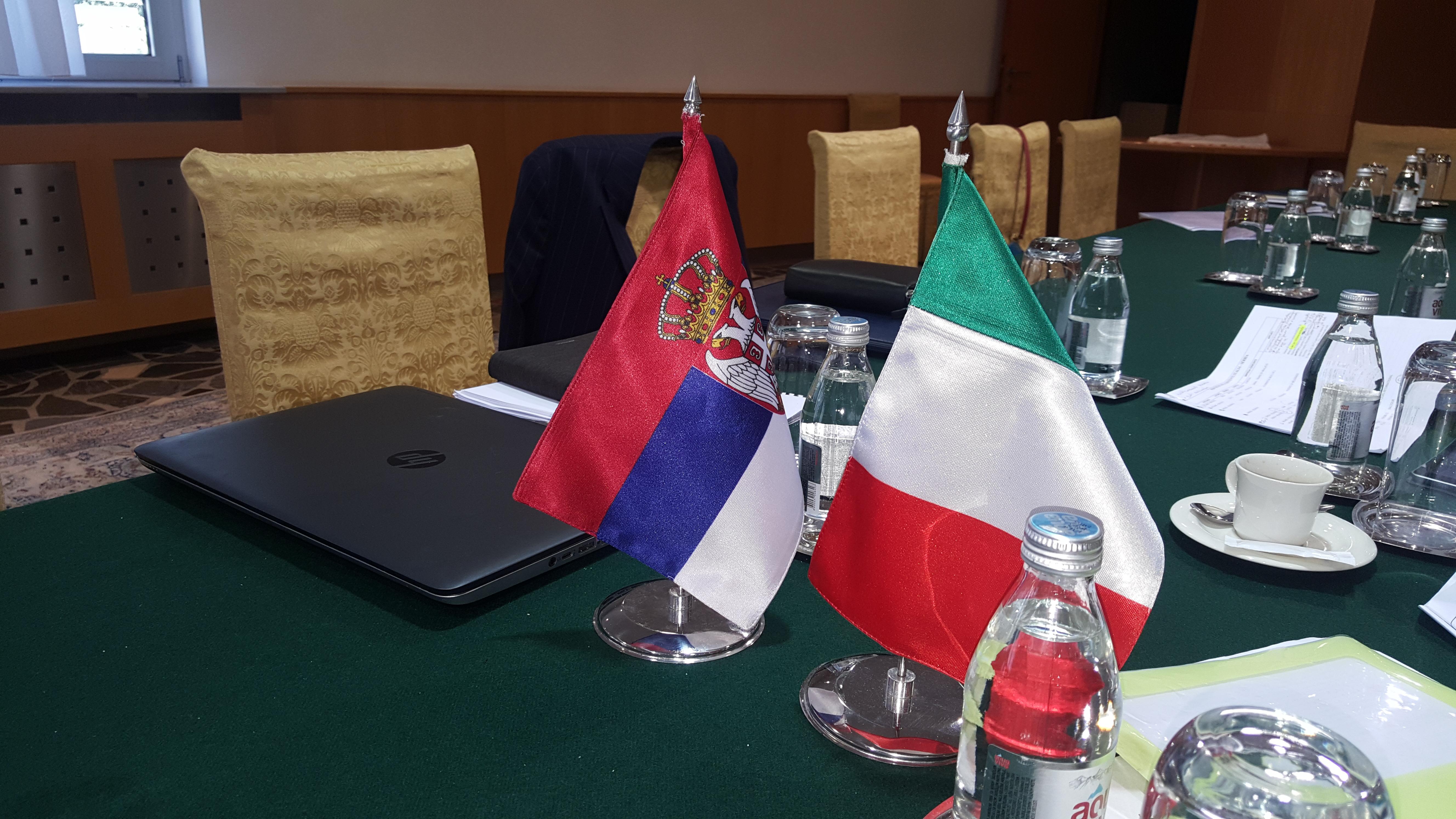 ANITA partecipa a Belgrado alla Commissione Italia-Serbia sul trasporto stradale di merci