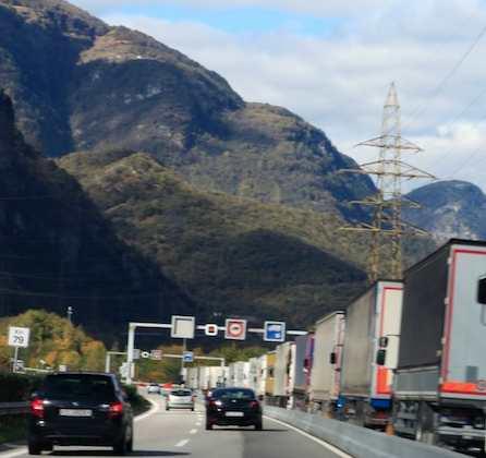 Protocollo Alpi: Italia si preclude prospettive di crescita