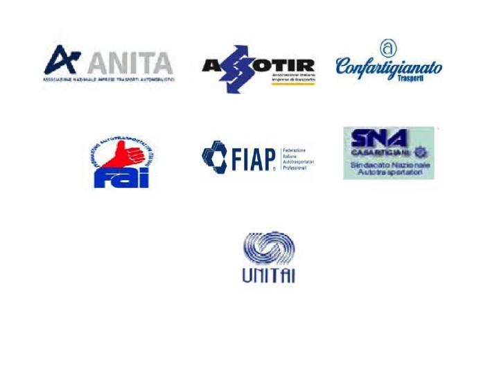 Comunicato Stampa unitario - Cartello produttori autocarri: Le Associazioni italiane dell'autotrasporto in campo con un'azione collettiva risarcitoria senza costi ne' rischi per le imprese interessate