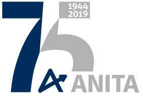 COMUNICATO STAMPA - 75 anni ANITA: