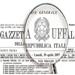 Ilva: pubblicata la legge in Gazzetta Ufficiale