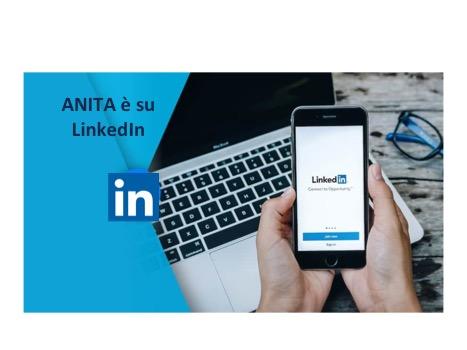 ANITA e' su LinkedIn