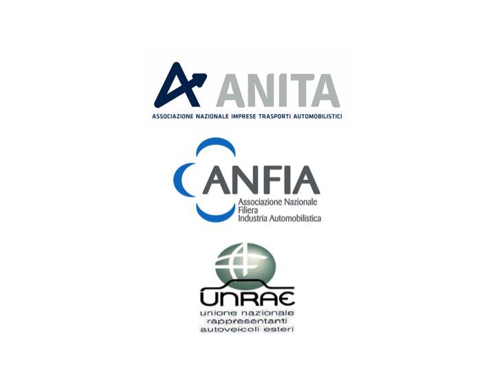 Comunicato stampa ANITA, ANFIA e UNRAE: Per un trasporto attraverso il Brennero sostenibile e rispettoso dell'ambiente